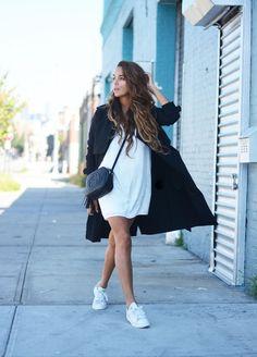04cb59f34733 En Mi Bolso - Looks con Adidas Stan Smith Stan Smith Outfit Street Styles