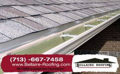 Do You Need New Gutters? Bellaire Roofing Company #HoustonResidentialGutter #HoustonGutter #HoustonInteriorPainting #HoustonPaintingService #HoustonRooffing #HoustonRoofInstallation Call us