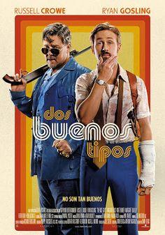 La Henryteca del Cine: Dos buenos tipos, Una pareja de investigadores con...