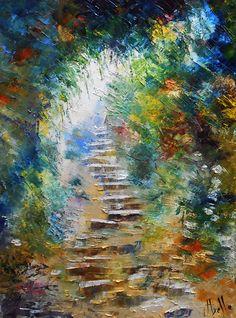 Malerei hoffen Märkte / malen das gehen von TableauxAxelleBosler