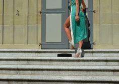 kinjochlothing Red Green, Dresses For Work, Fashion, Moda, Fashion Styles, Fasion