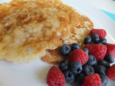 Super Simple Pancakes (Gluten-Free & Low-FODMAP Recipe) #FODMAP #LowFODMAP #FODMAPDiet #FODMAPFree #FODMAPFriendly #GlutenFree #DairyFree #FODMAPRecipe #LowFODMAPRecipe