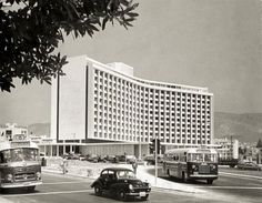 Emblematic Athens Hilton turns Luxurious hotel became associated with changing face of Greek capital, not always for the best By Dimitris Rigopoulos Old Pictures, Old Photos, Vintage Photos, Greece History, History Of Photography, Good Old Times, Athens Greece, Greek Islands, Architecture