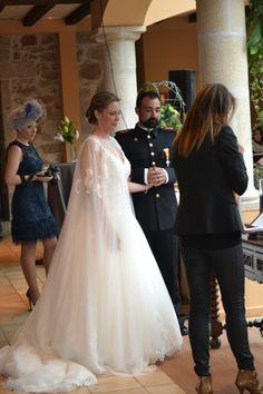 La ceremonia llega a su fin. #boda #ceremonia