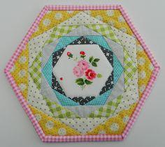 hexagon trivet by s.o.t.a.k handmade