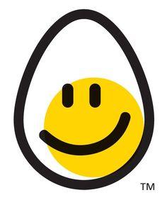 federation of québec egg producers Badge Design, Icon Design, Typography Logo, Logos, Egg Logo, Record Label Logo, Smile Logo, Branding Design, Logo Design