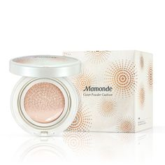 Mamonde Luminarie Holiday Limited Cover Powder Cushion SPF50+/PA+++(with Refill) #Mamonde