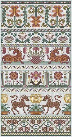 Samplers - Cross Stitch Patterns & Kits (Page 2) - 123Stitch.com