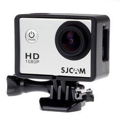 10pcs/lot SJ 4000 Standard Frame Housing Shell Case Box For SJ4000 Wifi SJCAM camera mount with Assorted Mounting Hardware SJ06 #Affiliate