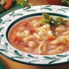 Cauliflower Soup with Pecorino Romano and Truffle Oil   Recipe ...