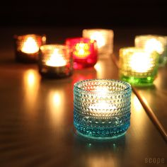 iittala / Kastehelmi is my favorite. Gotta catch them all! Candle Lanterns, Diy Candles, Inside A House, Home Air Fresheners, Lights Fantastic, Christmas Feeling, Candle In The Wind, Candle Diffuser, Good Night Sweet Dreams