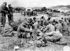 """German and Italian prisoners on the island of Elba. The German garrison on the island of Elba had about 3,000 men under the command of Franz Gall Generalleutnant. The liberation of the island, """"Operation Brassard"""" of 17 to 19 June 1944 under French command of General Martin, 12 000 men for the land forces including the 9th Colonial Infantry Division of General Magnan, a detachment of commandos Africa and the Shock Battalion commander Gambiez. The naval force """"Force 225"""", 220 Allied ships…"""