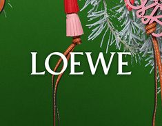 Xmas, Christmas Ornaments, Loewe, New Work, Behance, Profile, Graphic Design, Holiday Decor, Gallery