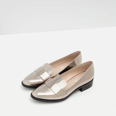 Image 4 of SHINY LOAFERS from Zara