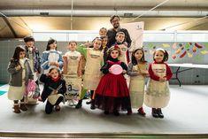 Imaxes do Obradoiro infantil celebrado este sábado 10 de febreiro. Un evento enmarcado nas III Xornadas Gastronómicas do Lacón con Grelos Tulle, Skirts, Dresses, Fashion, Vestidos, Moda, Skirt Outfits, Fasion, Skirt