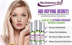 #REVITATONE SKIN EYE SERUM as the #best age-defying answer in all of your difficulties regarding your #beauty.