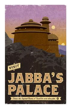 New travel poster star wars boba fett ideas Star Wars Fan Art, Star Wars Film, Star Wars Poster, Carte Star Wars, Site Pour Film, Jabba's Palace, Star Wars Planets, Cuadros Star Wars, Star Wars Painting