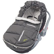 JJ Cole Arctic Bundle Me - Charcoal Silver $79.98