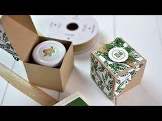 Marmeladen-Foldover-Box mit Video-Anleitung – Kritzelherz