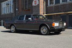 Rolls Royce Silver Spirit 87
