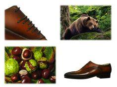 "les ""marons"" de Derville #chaussures #souliers #homme #patine #bespoke #menstyle"