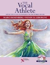 The Vocal Athlete: Application and Technique for the Hybrid Singer (workbook) by Marci Rosenberg and LeBorgne  is a compilation of voice exercises created and used by well-known voice pedagogues from preeminent colleges, established private studios, and clinical settings. This workbook is now in stock in our warehouses!