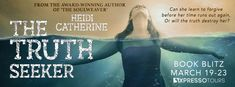 Tome Tender: The Truthseeker by Heidi Catherine Blitz and #Giveaway