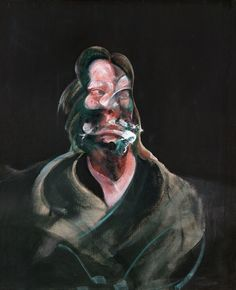 FRANCIS BACON VARIATION 1 Portrait of Isabel Rawsthorne, 1966 Oil on canvas Dimensions 81.3 x 68.6cm Collection Tate Gallery, London