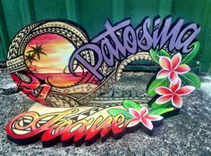 Custom Designed By Manamea Art Studio 21st Keys Custom