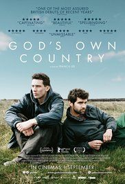 the tale of young sheep farmer Johnny Saxby (Josh O'Connor) struggling to keep his family farm going while avoiding coming to terms with his sexuality.....the film is terrifically acted, beautifully shot, occasionally erotic and gut-punchingly emotional. It doesn't skirt away from the realities of the harshness of either farm life or the challenges of living as a gay man in a rural community. Thick accents make the film difficult to understand at times #gay #life #england