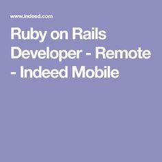 Senior Software Developer Job  Rosh Review  Remote  IndeedCom