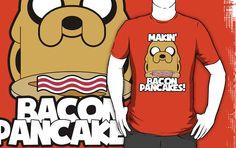 *Insert Makin' Bacon Pancakes song lyrics here*