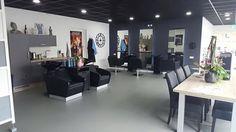 Quadro styling chairs/ Quadro washing units/ simple styling units. Salon Ideas from Ayala salon furniture. Modern salon design. #Salonideas
