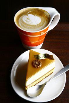 //coffees #cakes