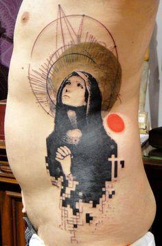 Tattoo Artist - Xoil Tattoo | Tattoo No. 10485