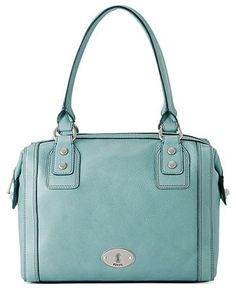Fossil Handbag, Marlow Satchel - Handbags & Accessories - Macy's