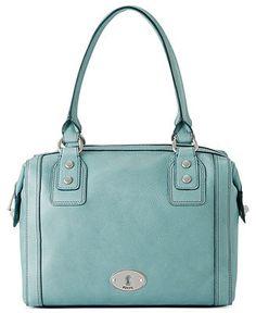 Fossil Handbag, Marlow Satchel - Handbags & Accessories - Macy's