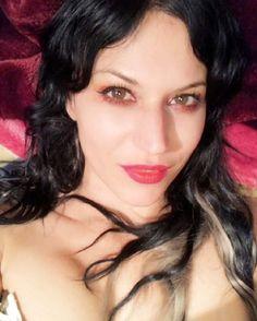Badass Women, Sexy Women, Beautiful Eyes, Beautiful Women, Cristina Scabbia, Heavy Metal Girl, Women Of Rock, Gothic Metal, Celebrity Crush