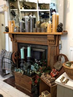 One of of gorgeous festive displays this week. Herefordshire, Rafting, Liquor Cabinet, Festive, Storage, Furniture, Home Decor, Purse Storage, Decoration Home