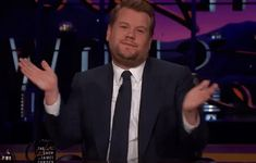 New party member! Tags: clapping james corden sarcastic good for you latelateshow unenthused