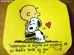 peanuts friendship quotes