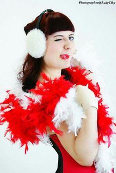 Giulia , photo Stefania Rigo #pinup