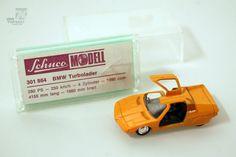 cyan74.com - vintage & pop culture | SCHUCO MODELL BMW Turbolader | Germany | 1970's