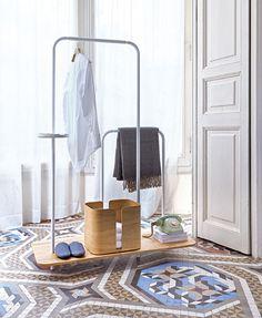 Buy online Platel By punt, wooden coat rack design NOTE Design Studio Note Design Studio, Notes Design, Home Furniture, Furniture Design, Wooden Coat Rack, Interior And Exterior, Interior Design, Rack Design, Design Design