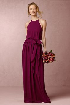 BHLDN Alana Dress in  Bridesmaids View All Dresses at BHLDN