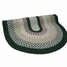 Green Mountain Balsam Fir Green rug Size: 9' x 12' . $1175.00