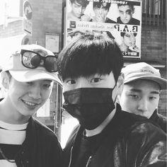 Bap yongguk Himchan Jongup kpop