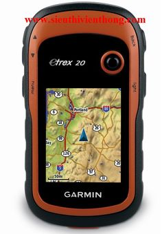 Máy định vị cầm tay GPS Garmin eTrex 20