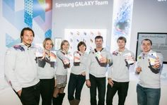 Galaxy Note 3 will be the official smartphone for the Olympics in 2014