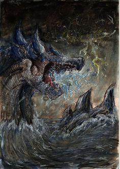 Lagiacrus storm